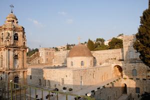 Η Μονή του Τιμίου Σταυρού στην Ιερουσαλήμ
