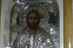 Η Ιερή εικόνα του Κυρίου ημών Ιησού Χριστού εκ του Ιερού Ναού της Αγίας Αικατερίνης