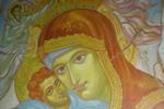 Η Ιερή εικόνα της Παναγίας