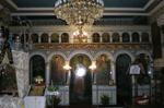Το τέμπλο του Ιερού Ναού της Παναγίας Σγράππας