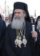 17/09/2012 Ο Πατριάρχης Ιεροσολύμων κ.κ.Θεόφιλος Γ' επισκέπτεται το Ευρωπαϊκό Κοινοβούλιο.