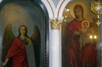 Ο Αρχάγγελος Μιχαήλ και η Παναγία Παντάνασσα