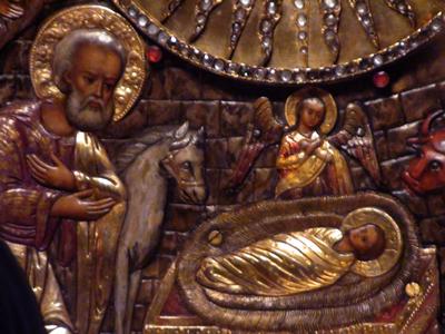 Η Παναγία Ιεροσολυμίτισσα και η Παναγία Βηθλεεμίτισσα