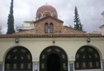 Ο Ιερός Ναός της Αγίας Αικατερίνης στην Πλάκα